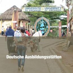 Deutsche Ausbildungsstätten