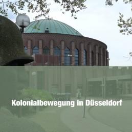 Koloniabewegung in Düsseldorf